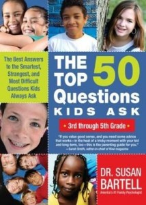 Baixar The Top 50 Questions Kids Ask (3rd Through 5th Grade): The Best Answers to the Smartest, Strangest, pdf, epub, eBook