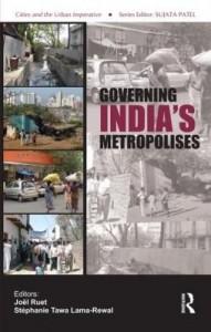 Baixar Governing India's Metropolises: Case Studies of Four Cities pdf, epub, eBook