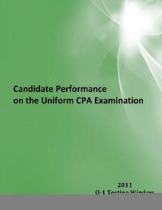 Baixar Candidate Performance on the Uniform CPA Examination 2011 Q-1 pdf, epub, eBook