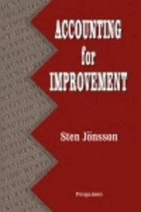 Baixar Accounting for Improvement pdf, epub, ebook