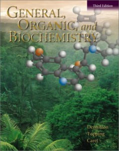 Baixar General, organic, and biochemistry pdf, epub, eBook
