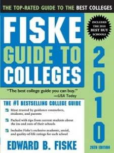 Baixar The Fiske Guide to Colleges 2010 pdf, epub, eBook