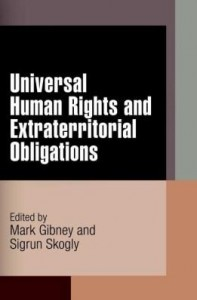 Baixar Universal Human Rights and Extraterritorial Obligations pdf, epub, ebook