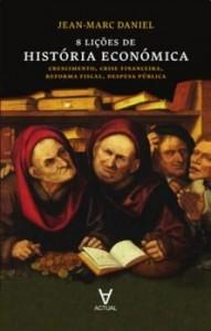 Baixar 8 Lições de História Económica pdf, epub, eBook