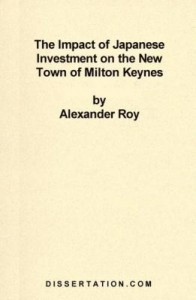 Baixar The Impact of Japanese Investment on the New Town of Milton Keynes pdf, epub, eBook