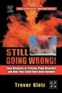 Baixar Still Going Wrong!: Case Histories of Process Plant Disasters and How They Could Have Been Avoided pdf, epub, eBook