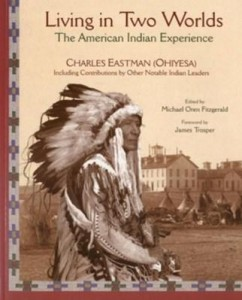 Baixar Living in Two Worlds: The American Indian Experience pdf, epub, ebook