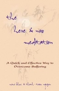 Baixar The Here & Now Meditation: A Quick and Effective Way to Overcome Suffering pdf, epub, ebook
