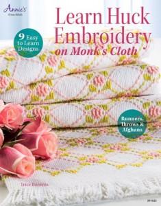 Baixar Learn huck embroidery on monks cloth pdf, epub, eBook