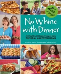 Baixar No Whine With Dinner: 150 Healthy Kid-Tested Recipes from the Meal Makeover Moms pdf, epub, eBook