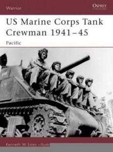 Baixar US Marine Corps Tank Crewman 1941-45: Pacific pdf, epub, eBook