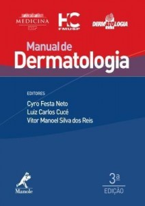 Baixar Manual de Dermatologia – 3ª Ed. 2013 pdf, epub, eBook
