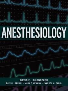 Baixar Anesthesiology pdf, epub, eBook