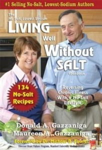 Baixar Living Well Without Salt pdf, epub, ebook