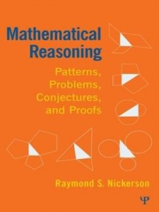 Baixar Mathematical Reasoning: Patterns, Problems, Conjectures, and Proofs pdf, epub, eBook