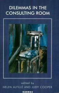 Baixar Dilemmas in the Consulting Room pdf, epub, ebook