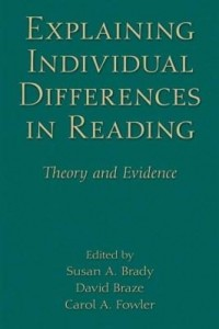 Baixar Explaining Individual Differences in Reading pdf, epub, ebook
