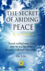Baixar The Secret of Abiding Peace pdf, epub, ebook