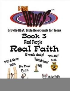 Baixar G-TRAX Devo's Book 3: Real People, Real Faith pdf, epub, eBook