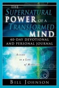 Baixar The Supernatural Power of a Transformed Mind: 40-Day Devotional and Personal Journal pdf, epub, eBook