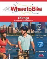 Baixar Where to Bike Chicago: Best Biking in City and Suburbs pdf, epub, eBook
