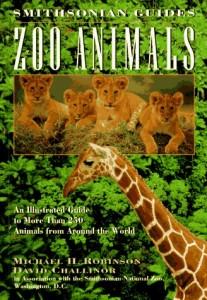 Baixar Zoo animals a smithsonian guide pdf, epub, eBook