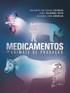 Baixar Medicamentos em Animais de Produção pdf, epub, eBook