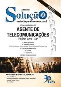 Baixar Apostila Digital – Agente de Telecomunicações da Policia Civil/SP pdf, epub, ebook