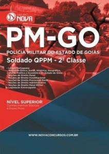 Baixar Apostila Soldado QPPM – 2ª Classe – PM GO (Digital) pdf, epub, eBook