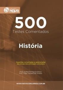 Baixar 500 Testes de História pdf, epub, ebook