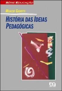 Baixar História das ideias pedagógicas pdf, epub, ebook