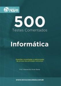 Baixar 500 Testes de Informática pdf, epub, ebook