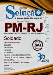 Baixar Apostila Digital Polícia Militar do Rio de Janeiro – Soldado da PM pdf, epub, ebook