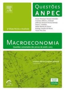 Baixar Macroeconomia – Série Questões Anpec – 5ª Ed. 2015 pdf, epub, ebook
