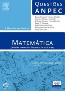 Baixar Matemática – Série Questões Anpec – 5ª Ed. 2015 pdf, epub, ebook
