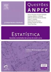 Baixar Estatística – Série Questões Anpec – 5ª Ed. 2015 pdf, epub, ebook