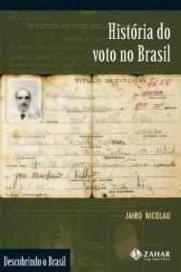 Baixar História do voto no Brasil pdf, epub, ebook