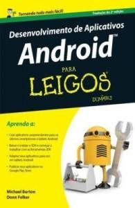 Baixar Desenvolvimento de Aplicativos Android Para Leigos pdf, epub, ebook