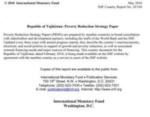 Baixar Republic of Tajikistan: Poverty Reduction Strategy Paper pdf, epub, eBook