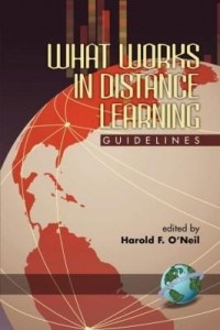 Baixar What Works in Distance Learning: Guidelines pdf, epub, ebook