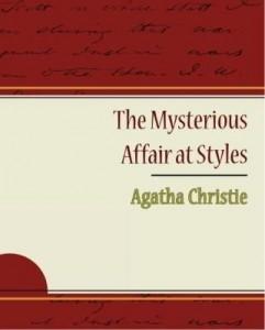 Baixar The Mysterious Affair at Styles pdf, epub, eBook