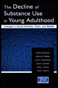 Baixar The Decline of Substance Use in Young Adulthood: Changes in Social Activities, Roles, and Beliefs pdf, epub, ebook