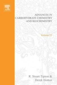 Baixar ADV IN CARBOHYDRATE CHEM & BIOCHEM VOL25 pdf, epub, eBook