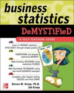 Baixar Business Statistics Demystified pdf, epub, eBook