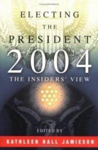 Baixar Electing the President, 2004: The Insiders' View pdf, epub, eBook