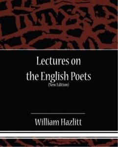 Baixar Lectures on the English Poets (New Edition) pdf, epub, eBook