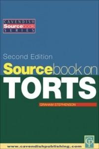 Baixar Sourcebook on Tort Law 2/E pdf, epub, eBook