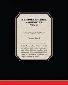 Baixar A History of Greek Mathematics (ebook) pdf, epub, eBook