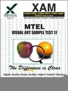 Baixar Mtel Visual Art Sample Test 17 pdf, epub, ebook