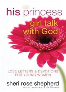 Baixar His Princess Girl Talk with God: Love Letters and Devotions for Young Women pdf, epub, ebook